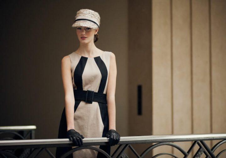 Caquette couture