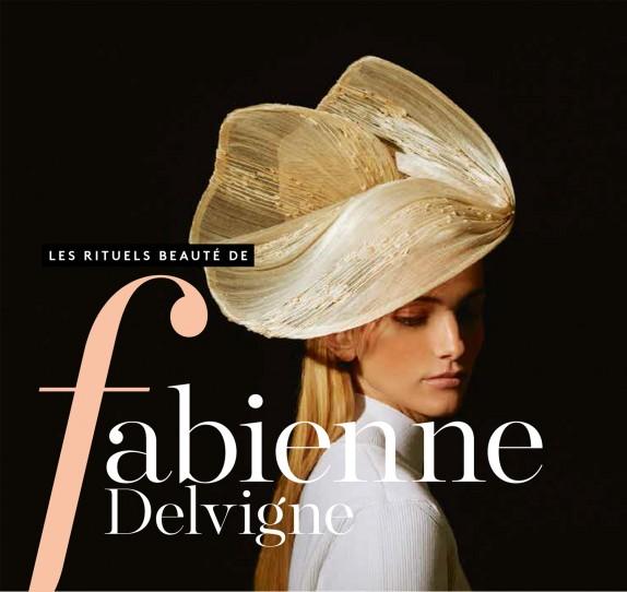 Planet – « Les rituels beauté de Fabienne Delvigne » (FR)