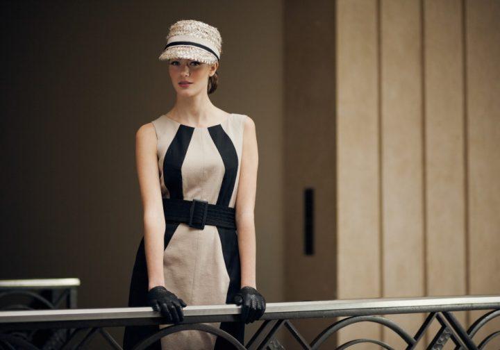 Casquette couture