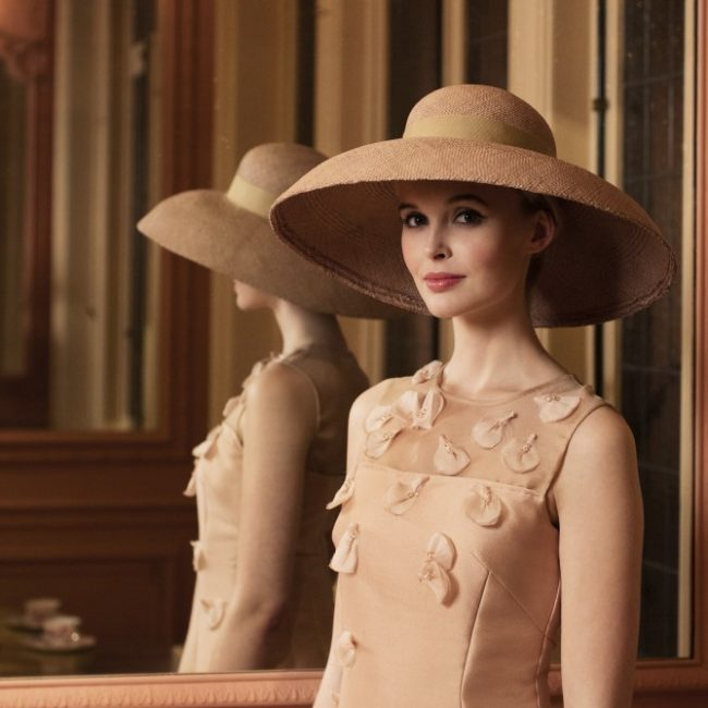 Capeline hat in panama