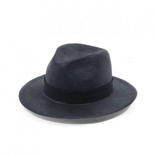 Fedora hat in panama