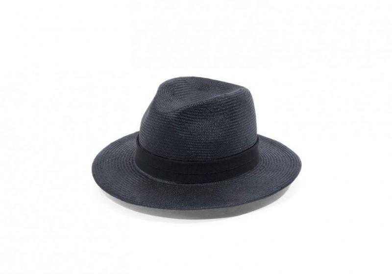 Fedora-hoed in panama