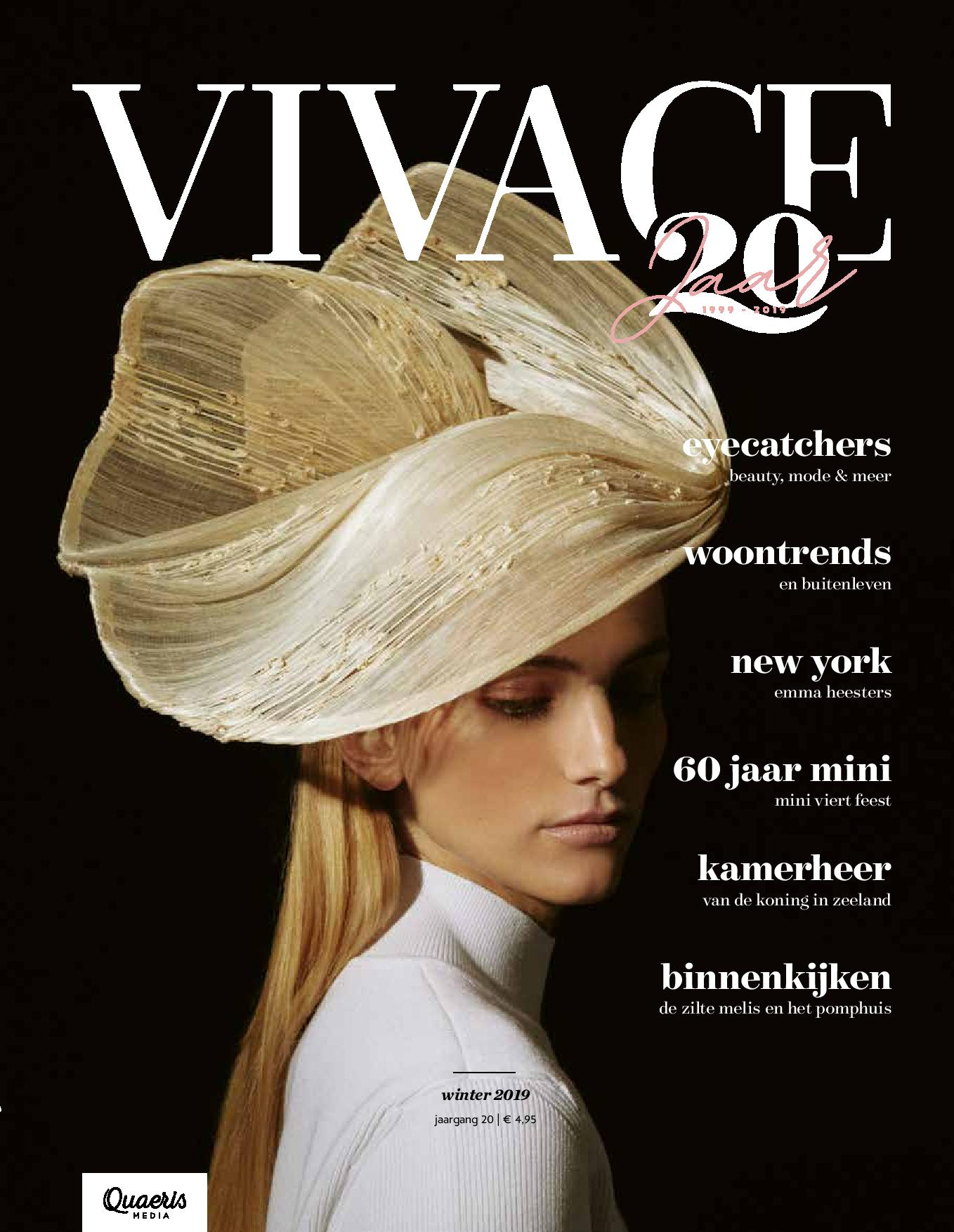 """Vivace - """"Sublimating through Difference"""" (NL)"""