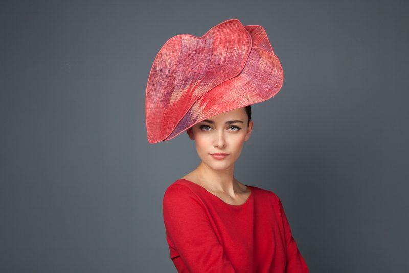 Chapeau Couture féminin et intemporel