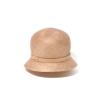 Chapeau cloche paille naturelle été